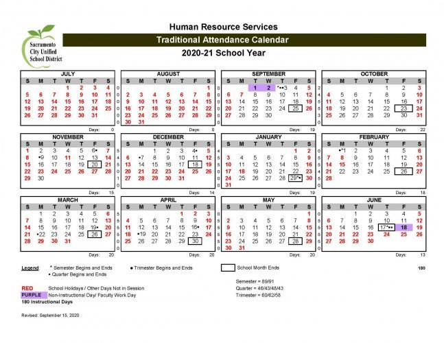 2020 2021 Traditional Calendar Background